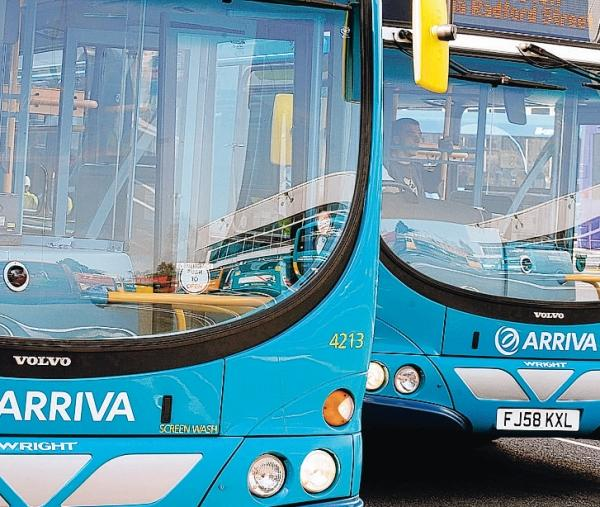 Middlewich councillors expressed their disappointment at the recent axing of some Arriva bus services in the town