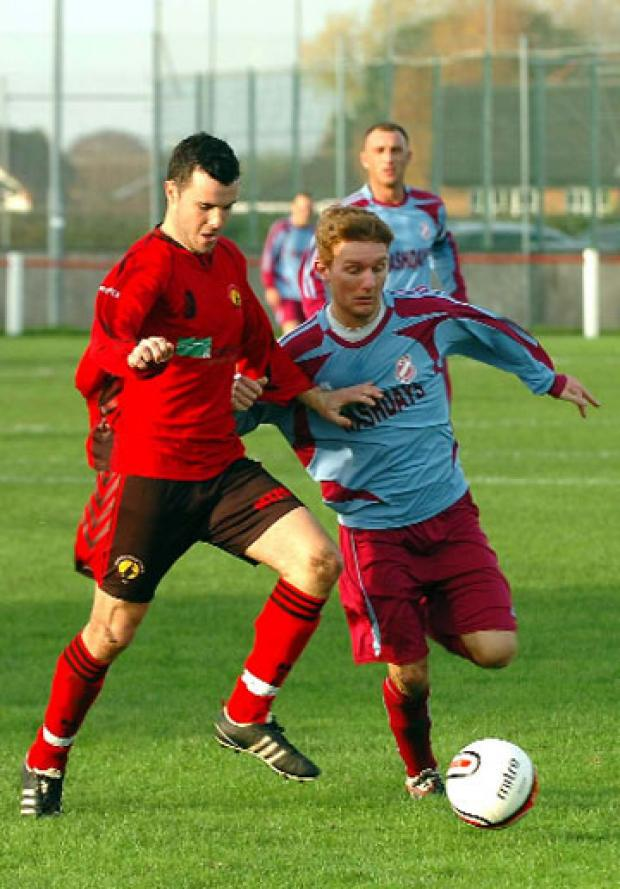 Top scorer Craig Millington is among those to have repaid manager Dave Parr's faith at Middlewich Town to date this season