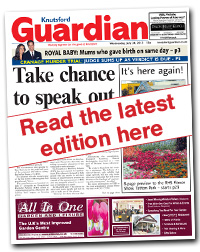 Middlewich Guardian: Knutsford Guradian