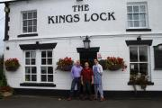 Kings Lock rises to the top