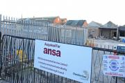 The former Ideal Standard site will become home to the council's waste transfer site