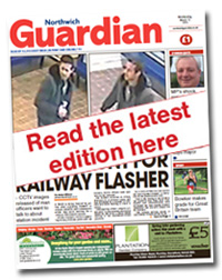 Middlewich Guardian: Northwich Guardian