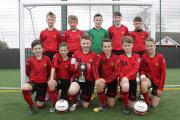 Middlewich youngsters crowned champions