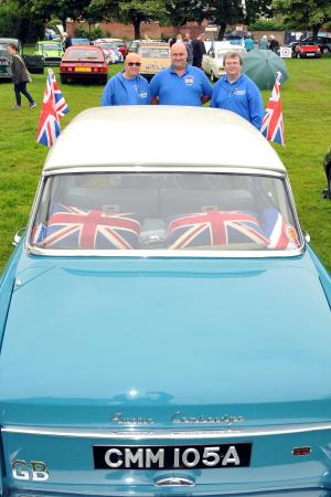 Middlewich Guardian: Click here to see pictures from the ninth annual Middlewich Classic Car and Bike Show