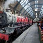 Middlewich Guardian: The Wizarding World of Harry Potter - Hogwarts Express at Universal Orlando Resort.