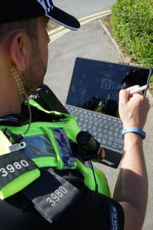 Middlewich Guardian: Cheshire Police spend almost £3.5 million on electronic tablets for officers. Click here to read more