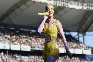 Katy Perry urges music fans to unite following Manchester atrocity