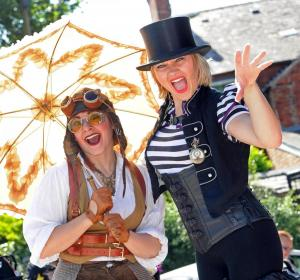 Middlewich Guardian: PICTURES: Festival organiser praises 'major success' of FAB 2017. Click here to read more