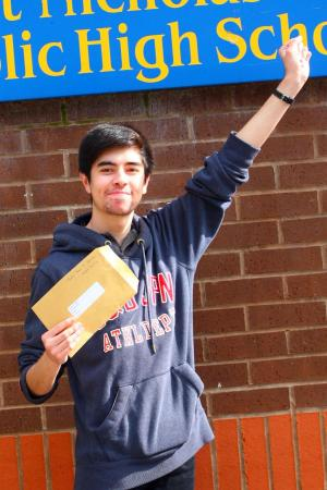 Middlewich Guardian: IN PICTURES: Click here for our A-level results gallery