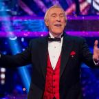 Middlewich Guardian: Sir Bruce Forsyth (Guy Levy/BBC/PA)