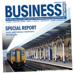 Middlewich Guardian: business march 2018 cover