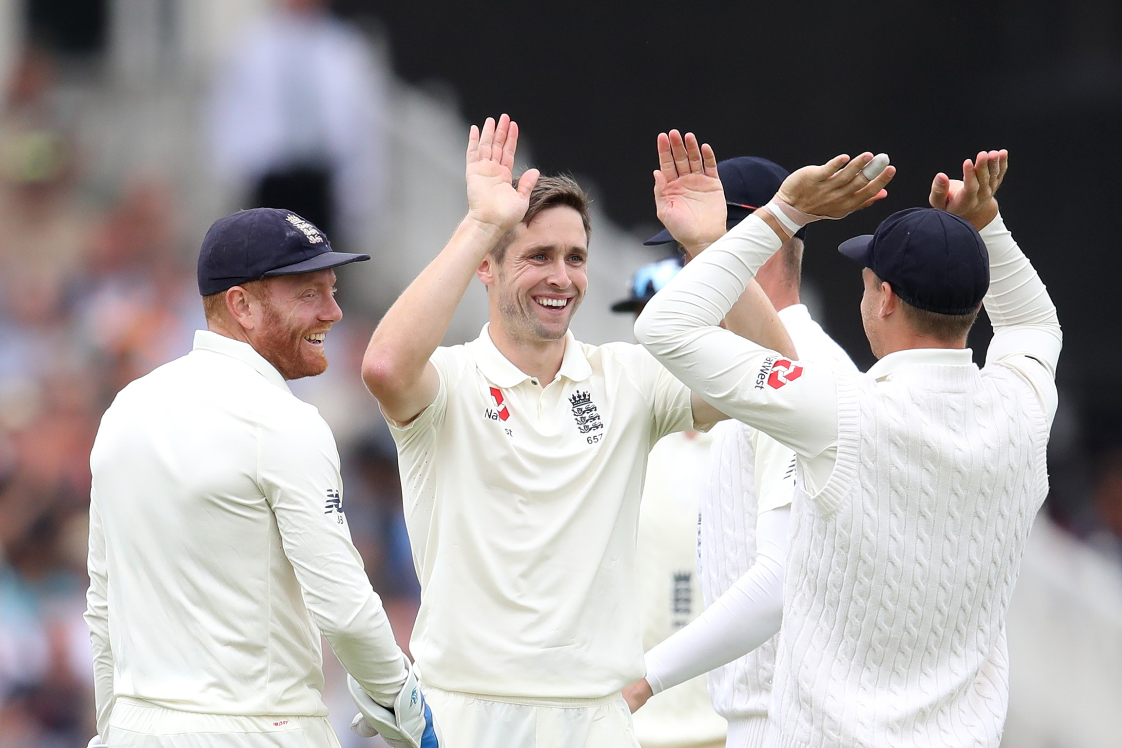 England v India – Specsavers Third Test – Day One – Trent Bridge