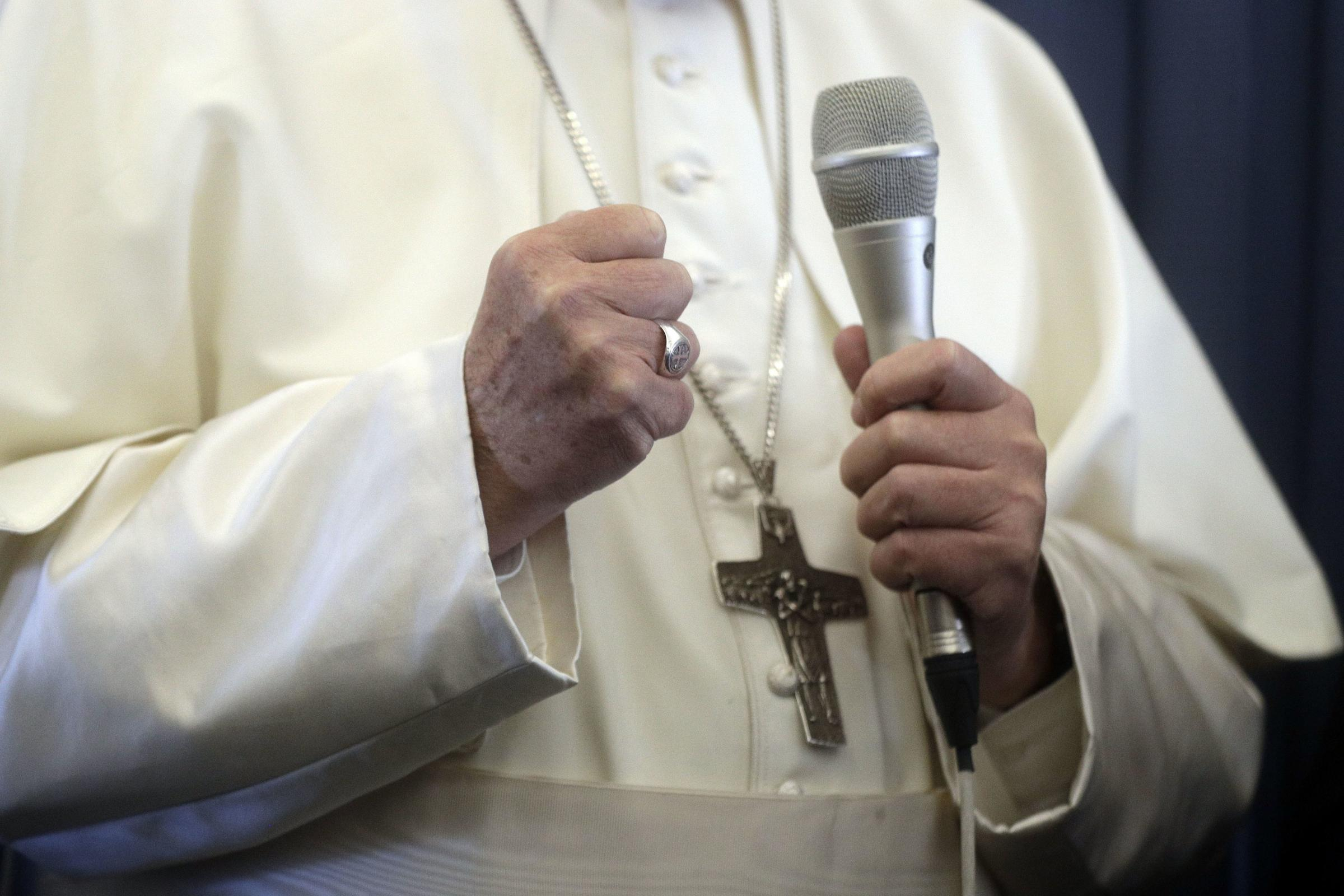 OPINION: How can Pope Francis expect 'forgiveness'