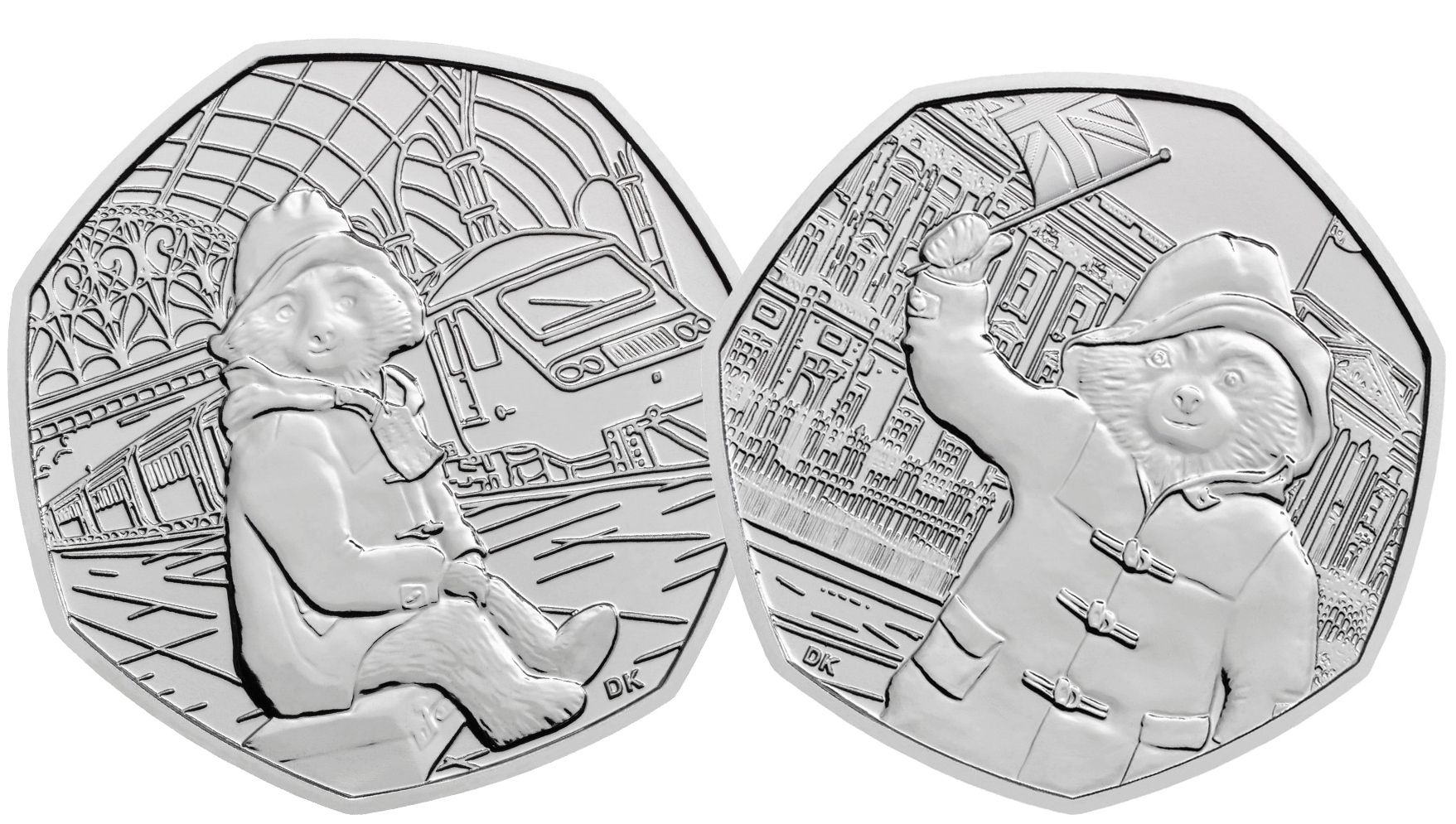 You could soon get your paws on these highly collectible Paddington Bear 50p coins